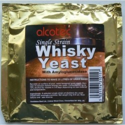 "Дрожжи для виски ""Alcotec SingleStrain Whisky"""
