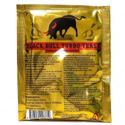 Спиртовые турбо дрожжи Prestige Black Bull Turbo Yeast