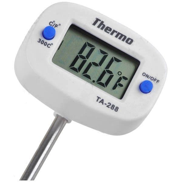 Термометр электронный TA-288 [от -50°C дo 300°C
