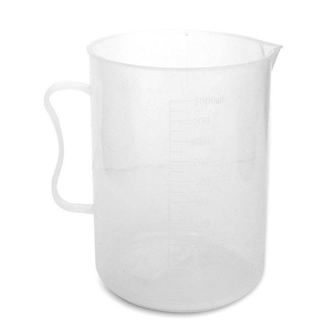 Стакан мерный 1000 ml (Полипропилен)