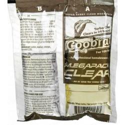 Coobra Средство для осветления Turbo Clear Mega Pack 100l