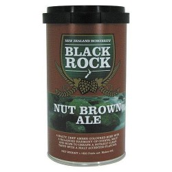 Пивная смесь Black Rock NUT BROWN ALE